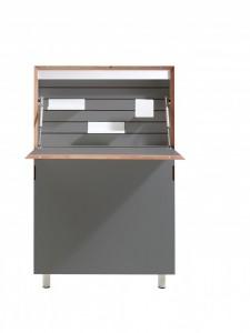 Flatmate Desk in Grey
