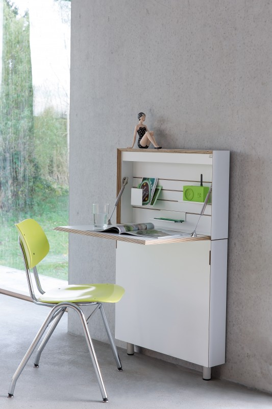 Flatmate Desk By Furl A Simple All In One Desk With