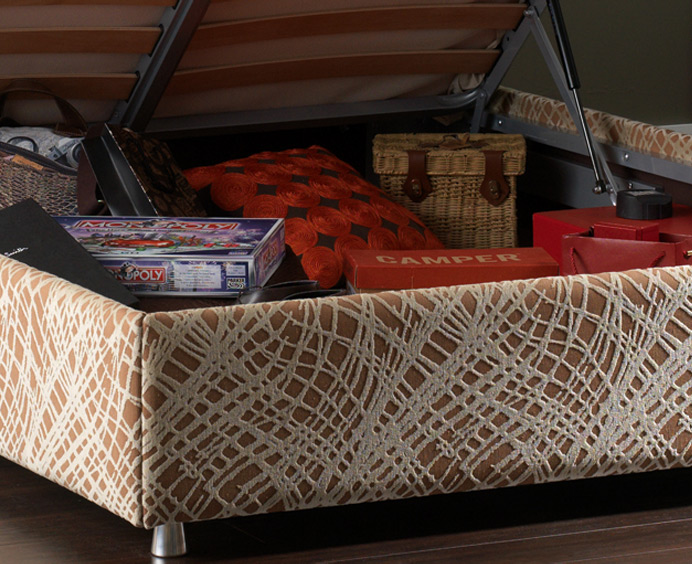 Bespoke Storage Bed