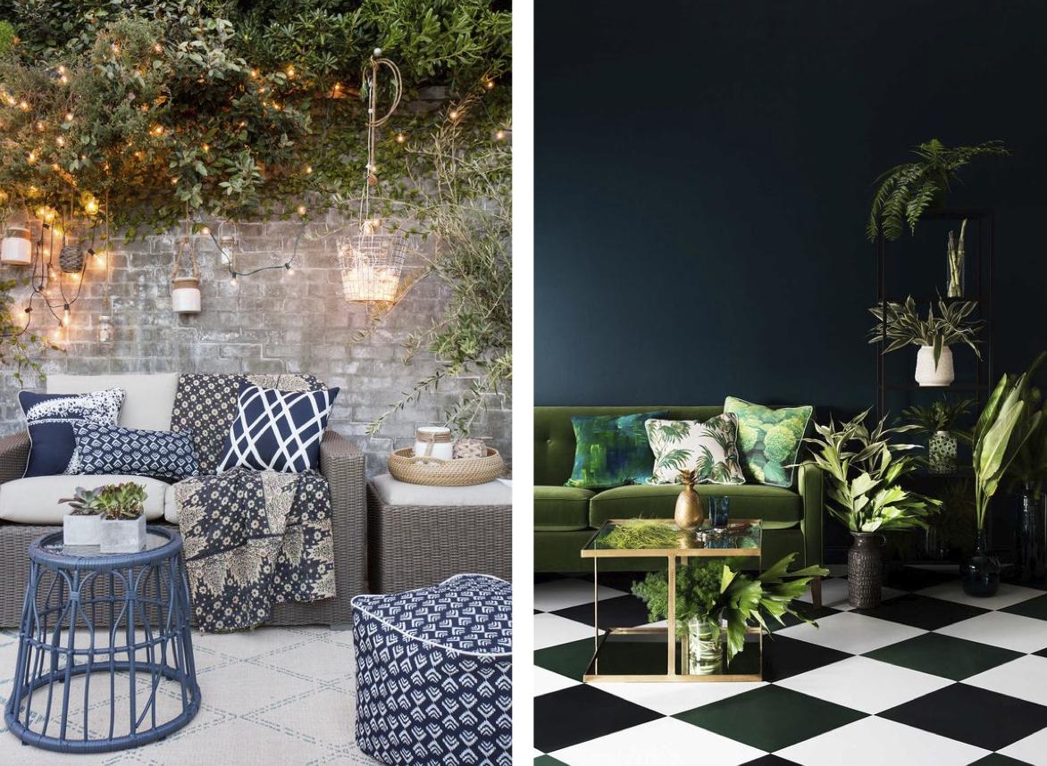 Interior Design Trends Inside-Outside