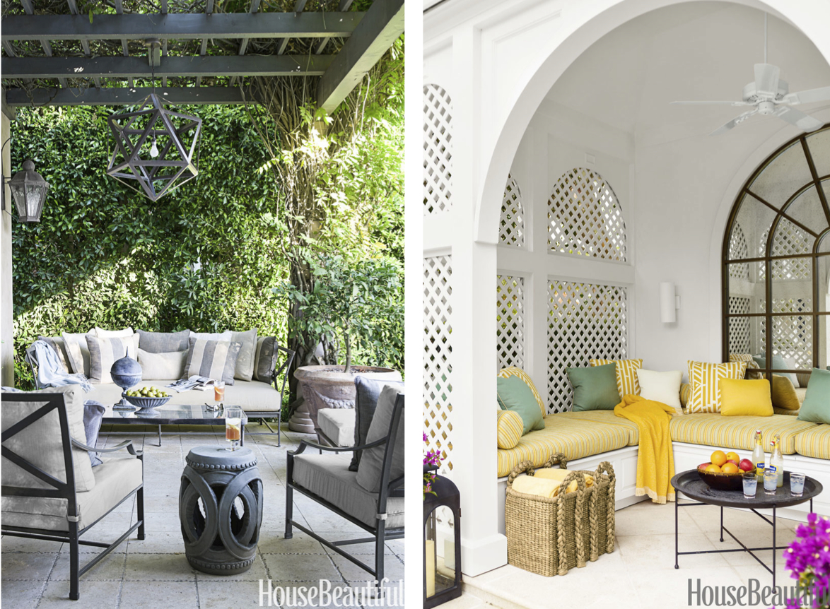Interior Design Trends Outdoor Rooms