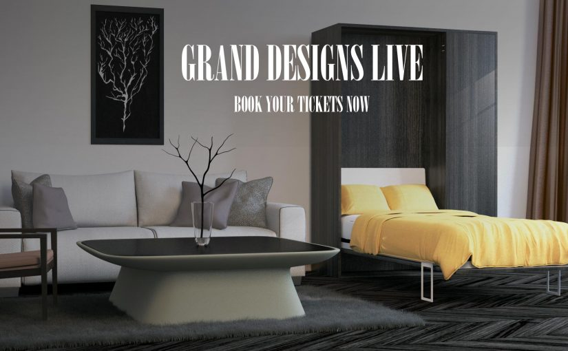 We are back at Grand Designs Live Birmingham