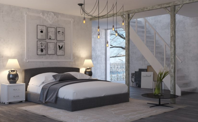 2018 bedroom trends