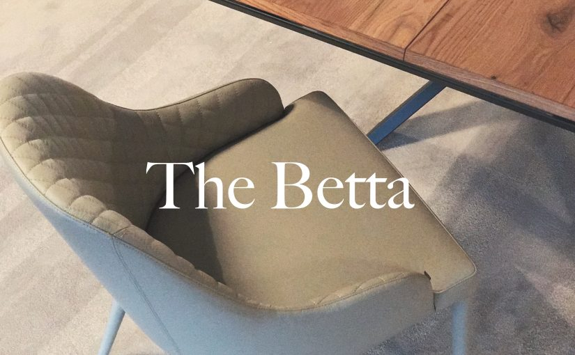 Dining Chairs – We welcome 'Betta'