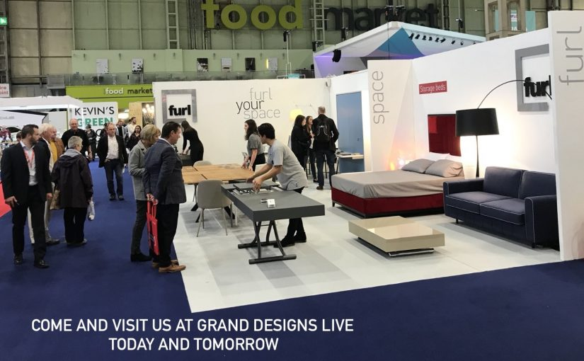 Have you visited us at Grand Designs Live yet?