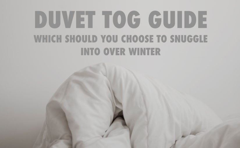 Which duvet tog we should all be using in the winter