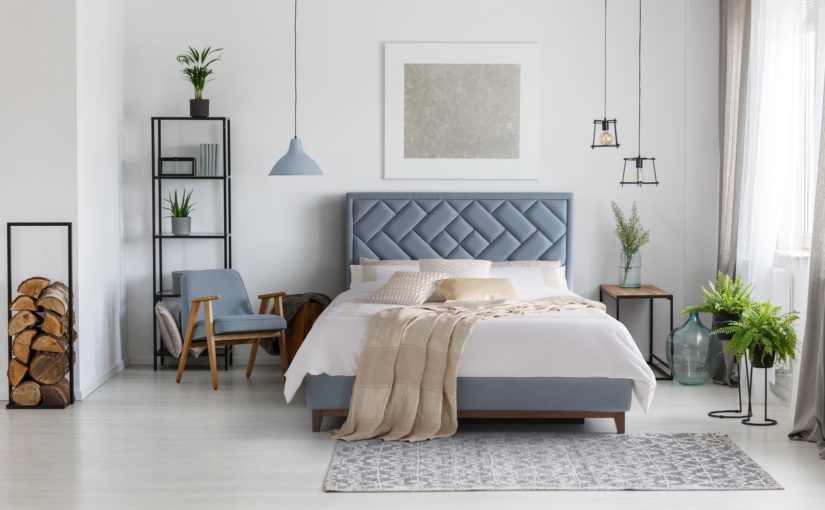 reinvigorate your bedroom design