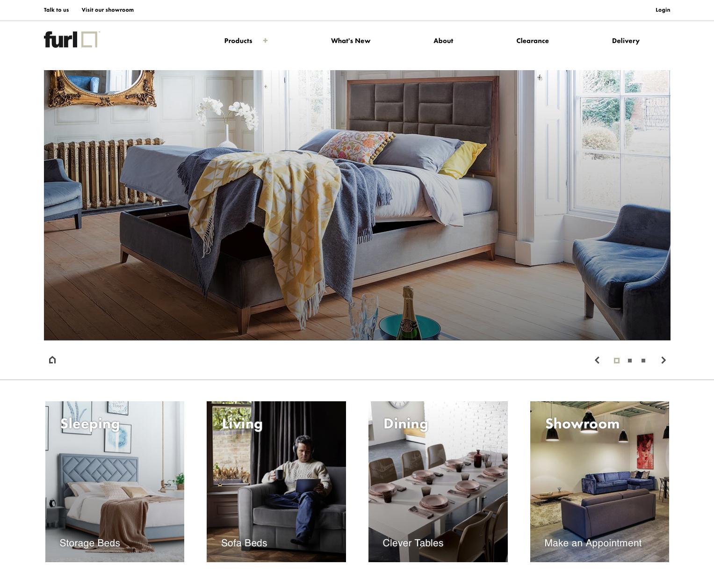 furl homepage