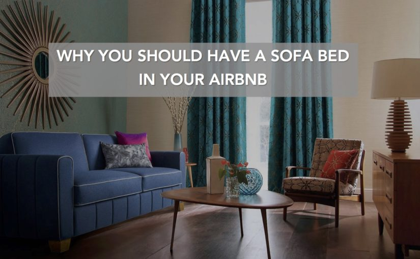 sofa beds in airbnbs