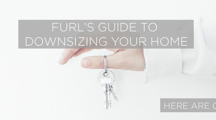 Furl's guide to downsizing your home