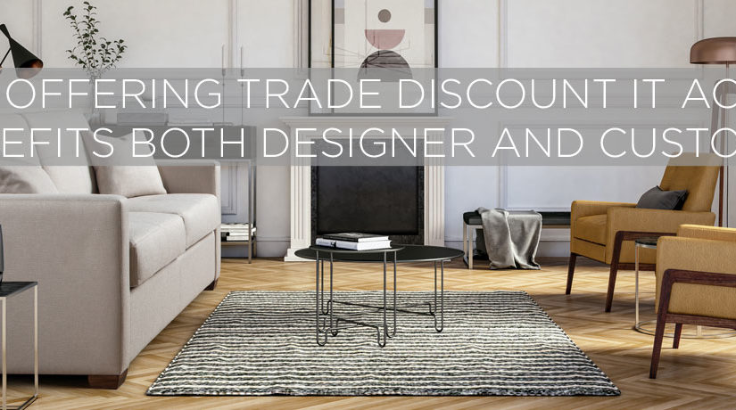 Why Furl don't offer interior designer trade discount