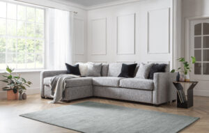 Metro sofa bed with an 18cm mattress
