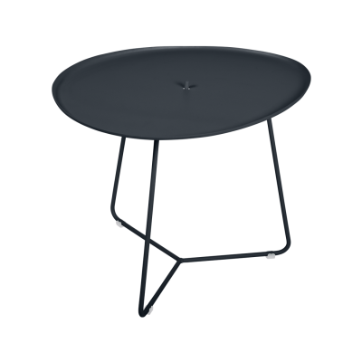 Cocotte Side Table / Tray  - Anthracite