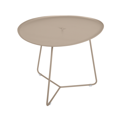 Cocotte Side Table / Tray  - Nutmeg