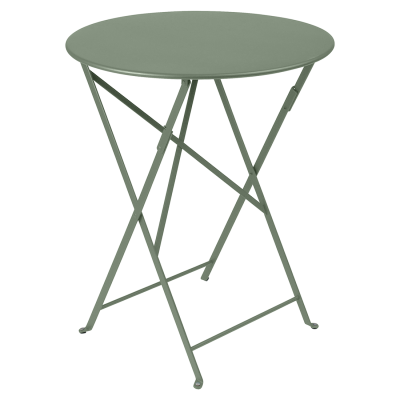 Bistro Folding Table 60cm - Cactus
