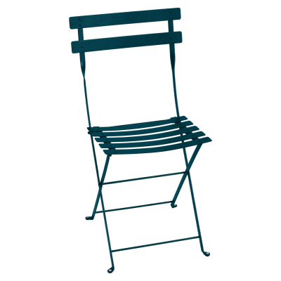 Bistro Chair - Acapulco Blue