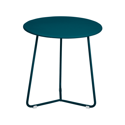 Cocotte Low Table - Acapulco Blue