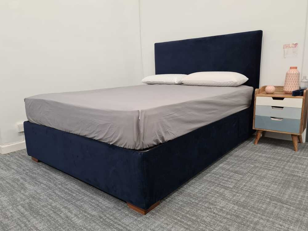 King Size Max Storage Bed