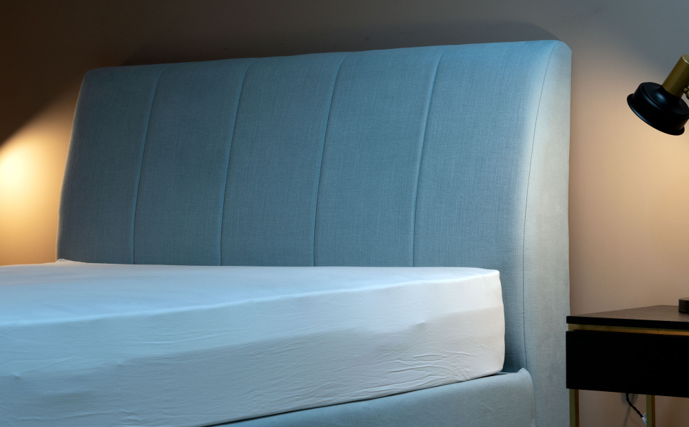 King Size Max, Linen Removable, Sunday Headboard