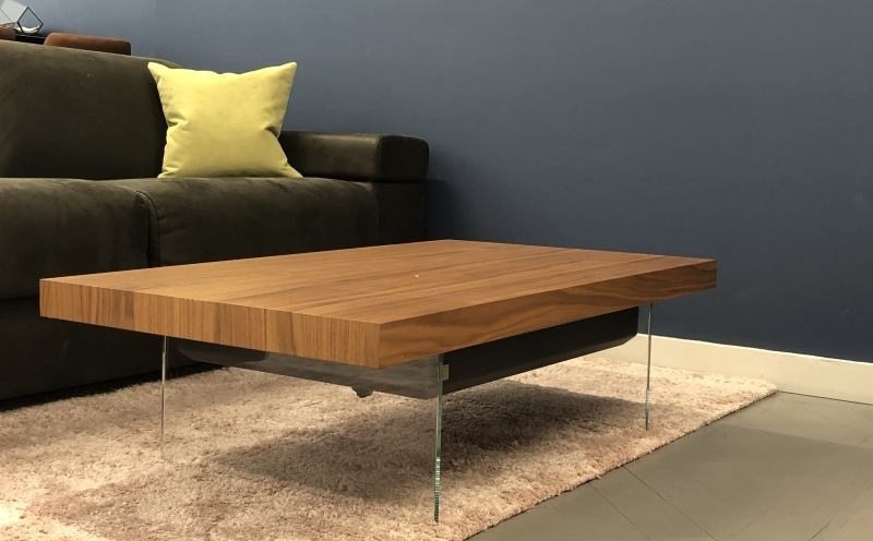 Horizon Couch Table - Walnut