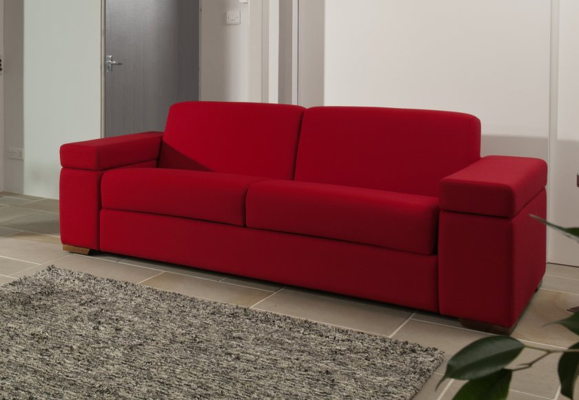 Red Sofa Bed | Sofa Beds in all Sizes and Colours