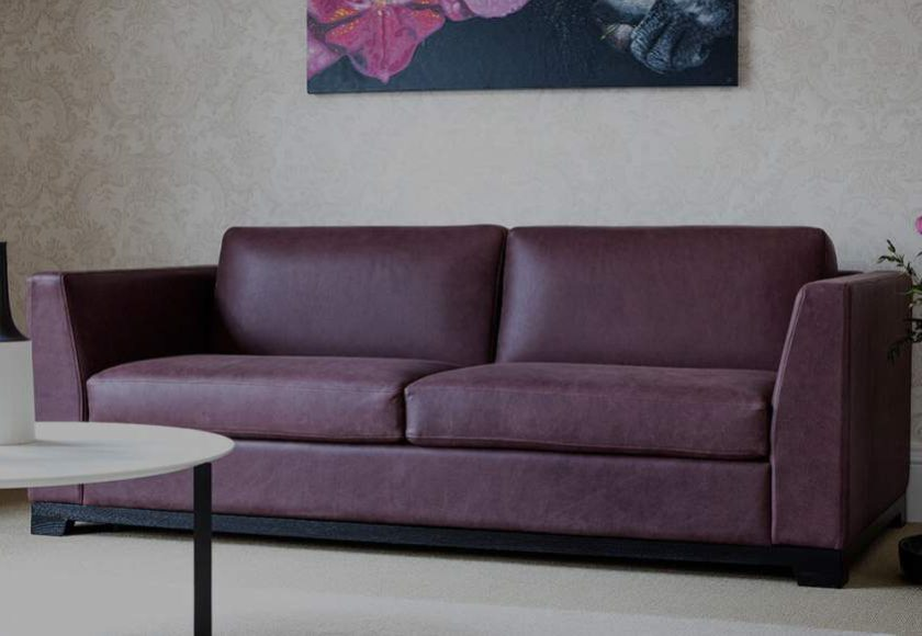 Leather Sofa Bed 100s Of Leather Colours And Finishes