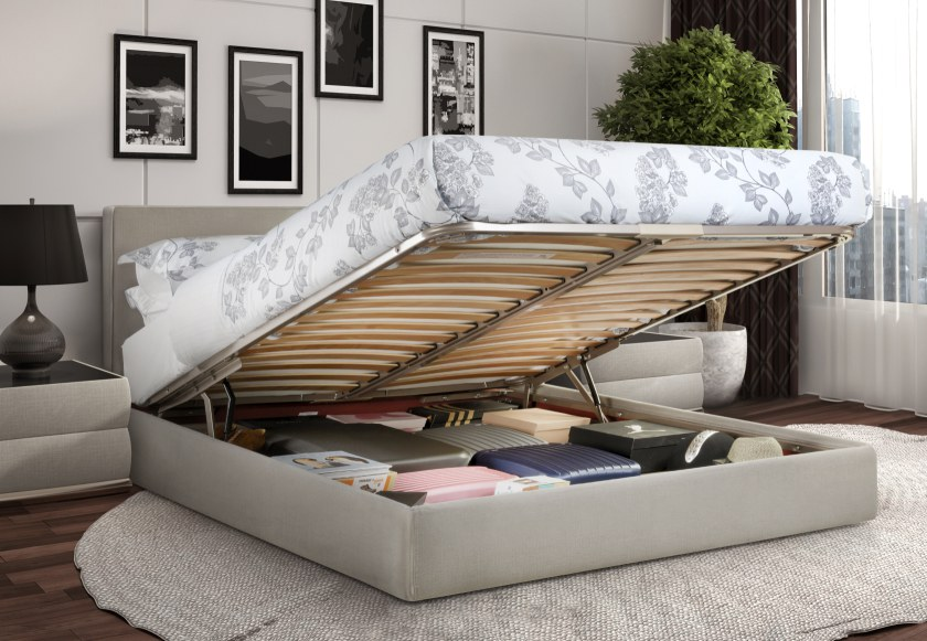 Super Luxury Ottoman Beds Ottoman Beds In 100S Of Finishes Ncnpc Chair Design For Home Ncnpcorg