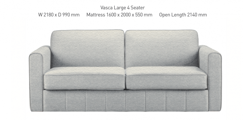 Sofa beds for quick delivery get your sofa bed now for Sofa bed 160 x 200
