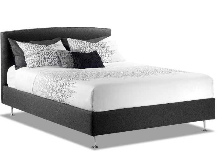 Air Storage Beds 32cm Of Storage Slim With Tall Legs