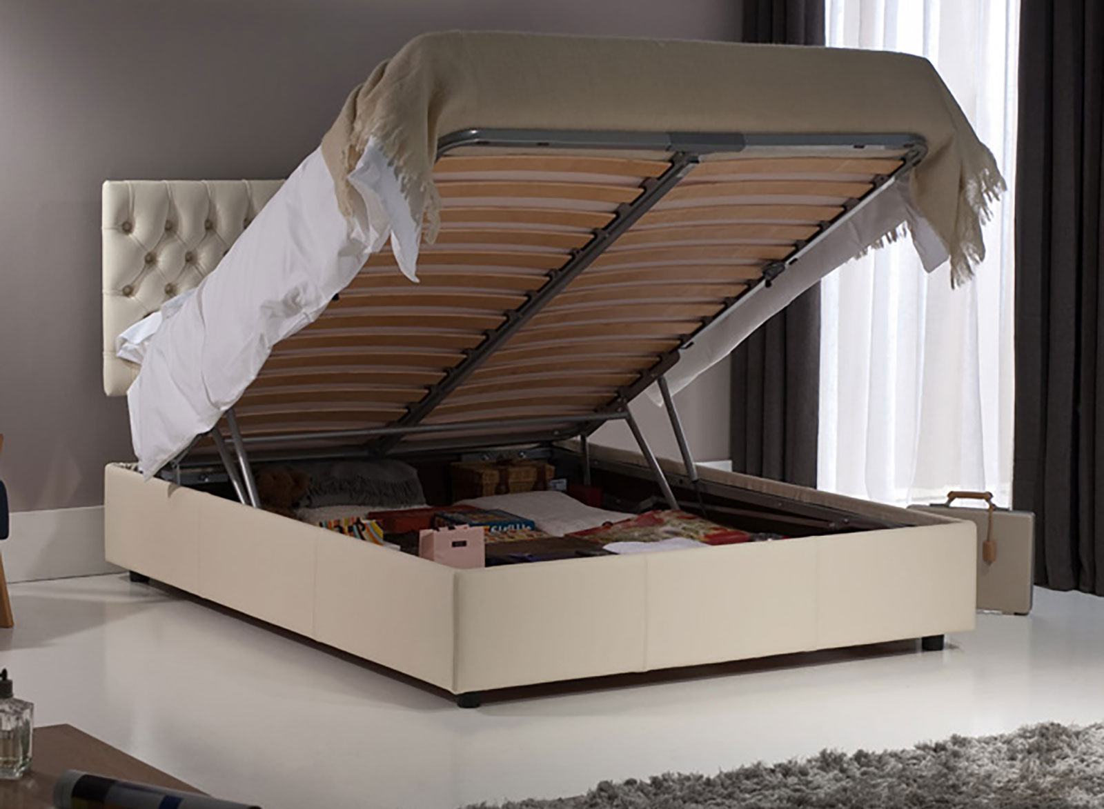Bespoke Storage Beds
