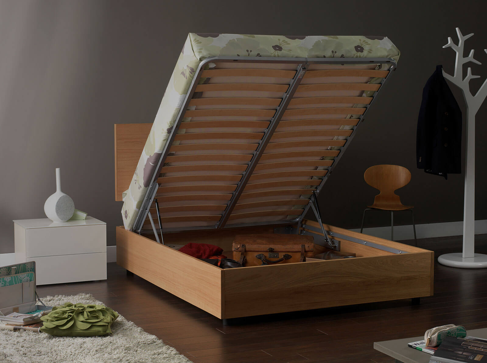 Liftup Storage Beds